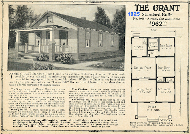 catalog image of Sears Grant 1925