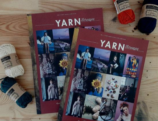 YARN 4, Dutch Masters by Scheepjes   Happy in Red