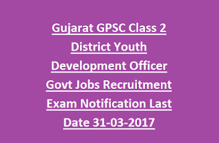 District Youth Development Officer