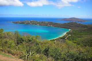 Honeymoon Destinations US Virgin Islands  mountain