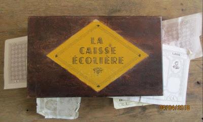 La Caisse Ecolière, 1935 (collection musée)