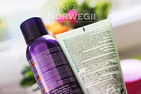 Dobre kosmetyki do włosów z Norwegii - czytaj dalej »