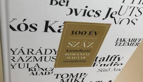 Bemutatták Bukarestben a 100 kiemelkedő romániai magyar személyiség munkásságát ismertető könyv román fordítását