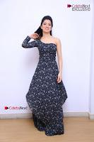 Telugu Actress Richa Panai Stills in One Shoulder Floral Long Dress at Rakshaka Bhatudu Movie Interview  0001.JPG