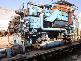 Wartsila, 6 FHD 240 G, 1000 KVa, generator, marine, 50 Hz, 1000 RPM, used, reconditioned, unused, spare parts, diesel generator