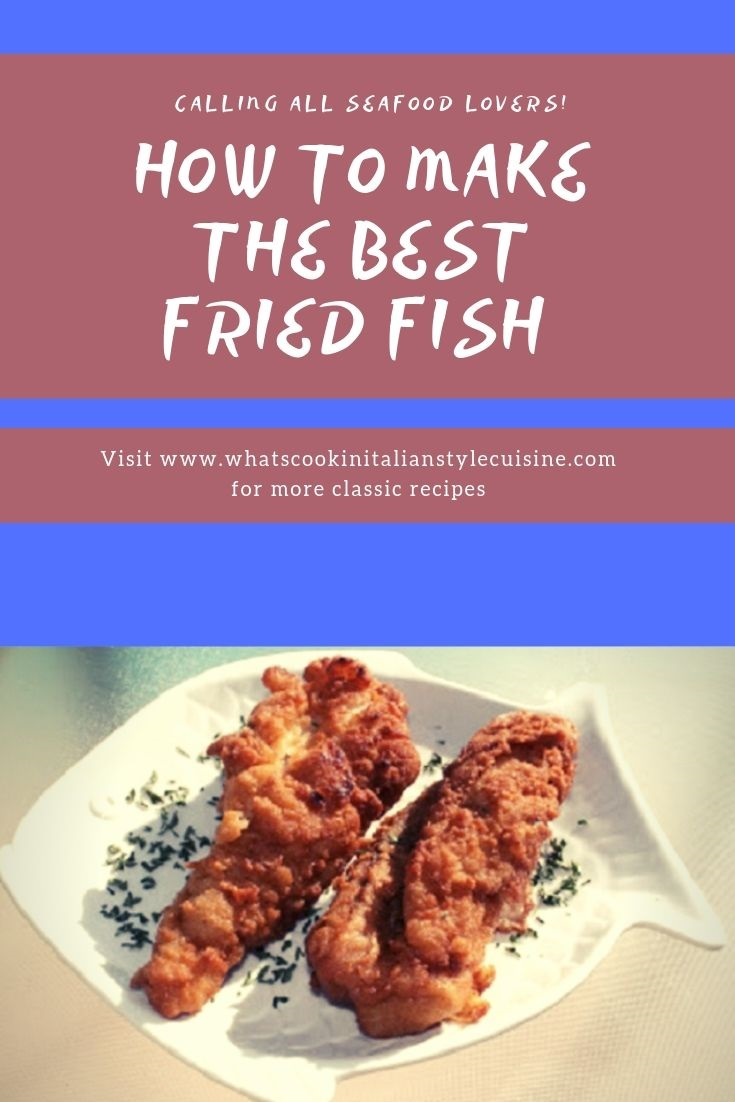 this is a pin for later how to make the best seafood fried fish recipes