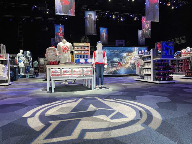 Marvel-Avengers-Campus-Disneyland-Opening-premiere-shop