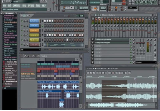 fl studio producer edition 12.2.3 + crack