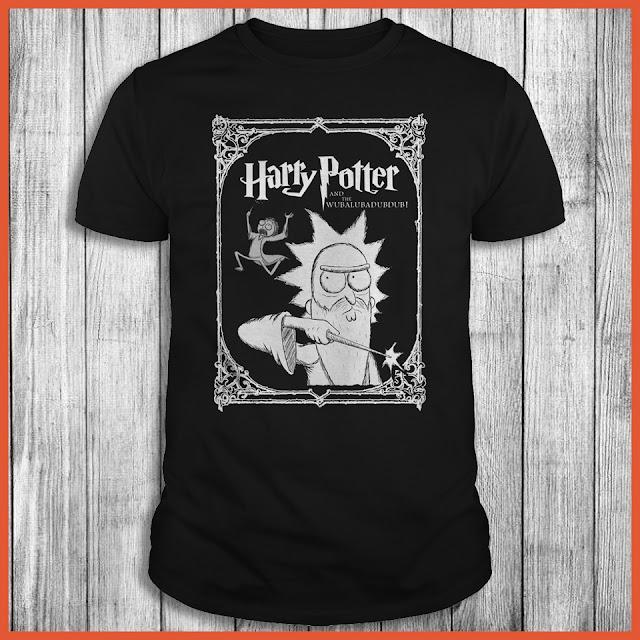Harry Potter And The Wubalubadubdub Shirt