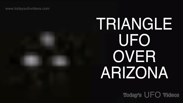 UFO News ~ Large UFO Orbiting Earth Seen On ISS Live Cam May Be Chinese Space Lab and MORE TR3-B%2BUFO%2BCaptured%2BOver%2BMaricopa%2BArizona