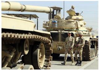 Poderio Militar do Egito, (12º ) Decima segunda força militar do mundo