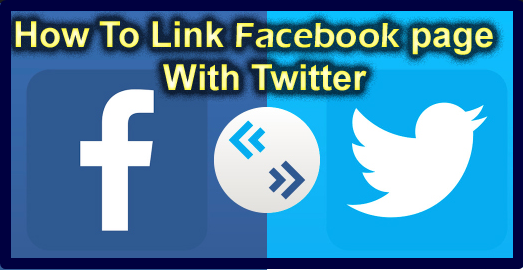 How To Link Facebook With Twitter