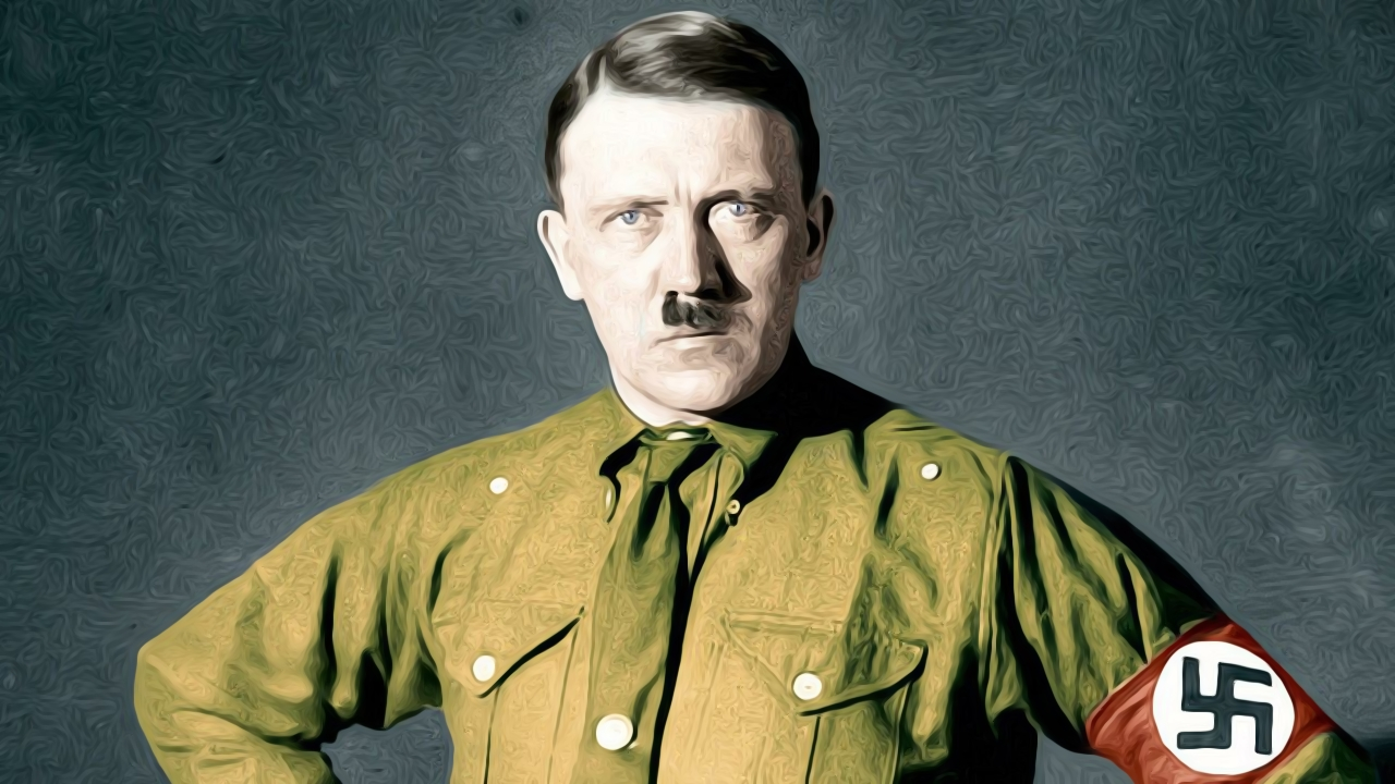 Гитлер картинка всем добраться