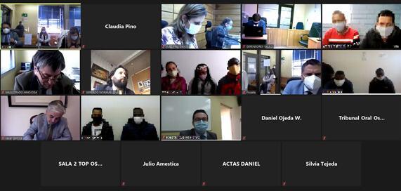Tribunal Oral en lo Penal de Osorno
