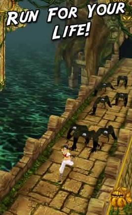 تحميل لعبة Temple Run الجزء الاول للكمبيوتر برابط مباشر