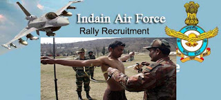 Latest Rally recritment of Indian Air Force Odisha