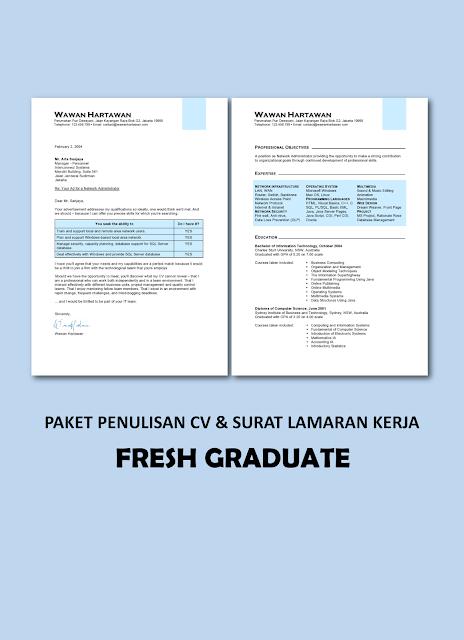Paket Fresh Graduate & Entry Level