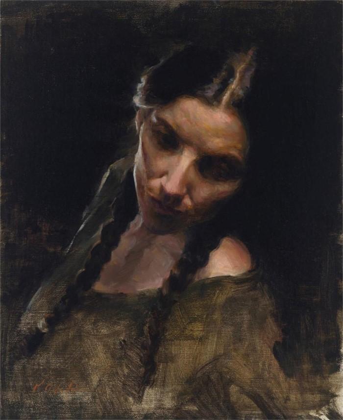 Разносторонняя живопись. Karen Offutt