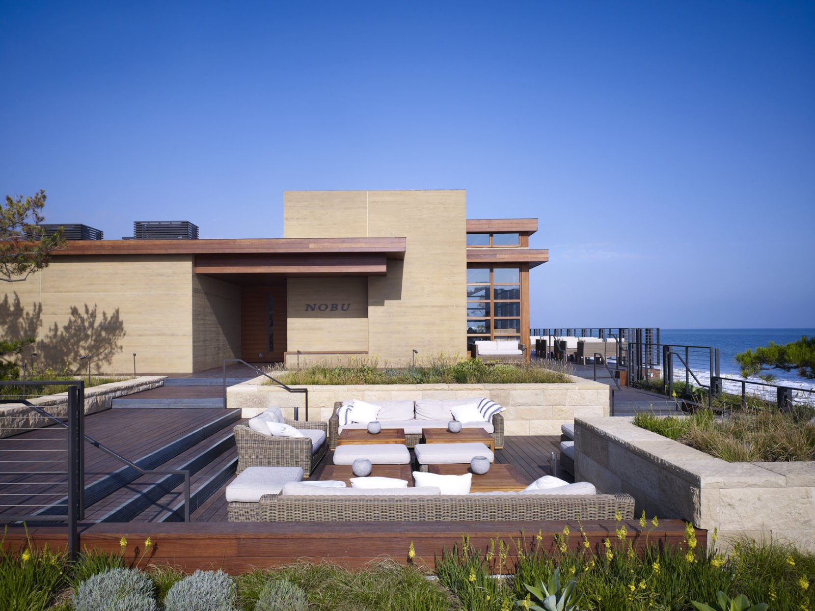 Mansions Floor Plan With Pictures Clickflick Ca Amazing Food Experience At Nobu Malibu