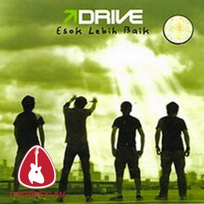Lirik dan chord Bersama Bintang - Drive