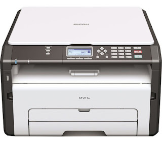 business office tasks are done rapidly too easily Ricoh SP 211SU Driver Download