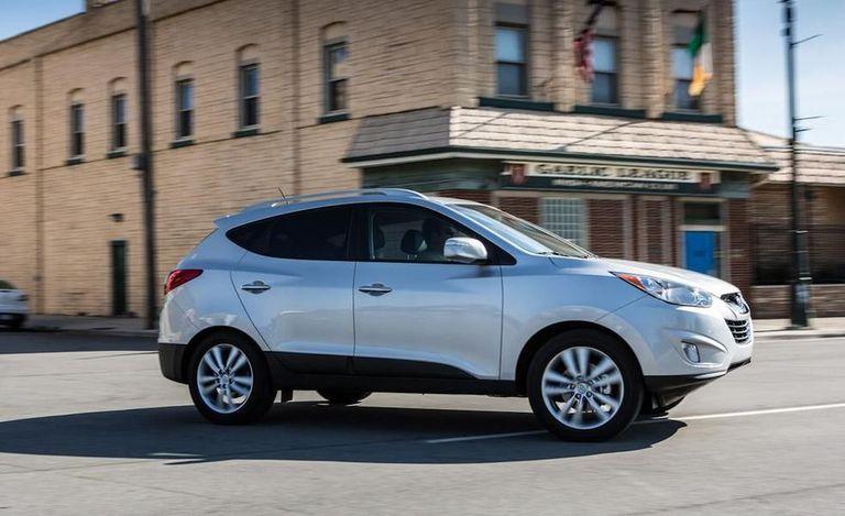 طراز هيونداي Hyundai Tucson