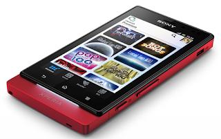 Spesifikasi Sony Xperia Sola