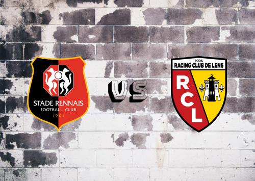 Rennes vs Lens  Resumen
