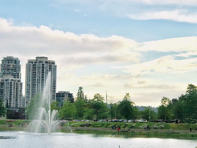 Town Centre Park, LafargeLake, Coquitlam, British Columbia Travel