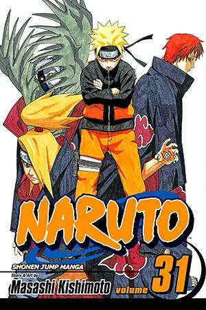 Naruto Tomo 31