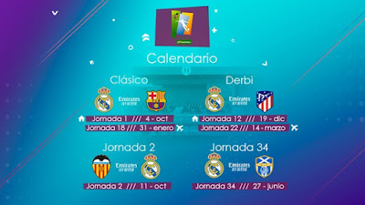 Calendario del Real Madrid en la Liga Iberdrola