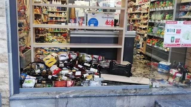 19 οι τραυματίες από τον σεισμό στη Σάμο
