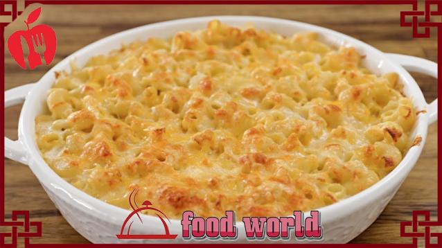 macaroni with cheese
