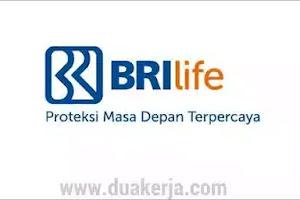 Lowongan Kerja Asuransi BRI Life Terbaru 2019