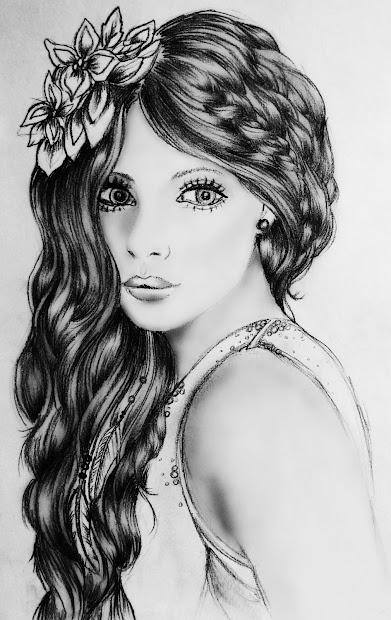 Kristina Webb Art Drawings