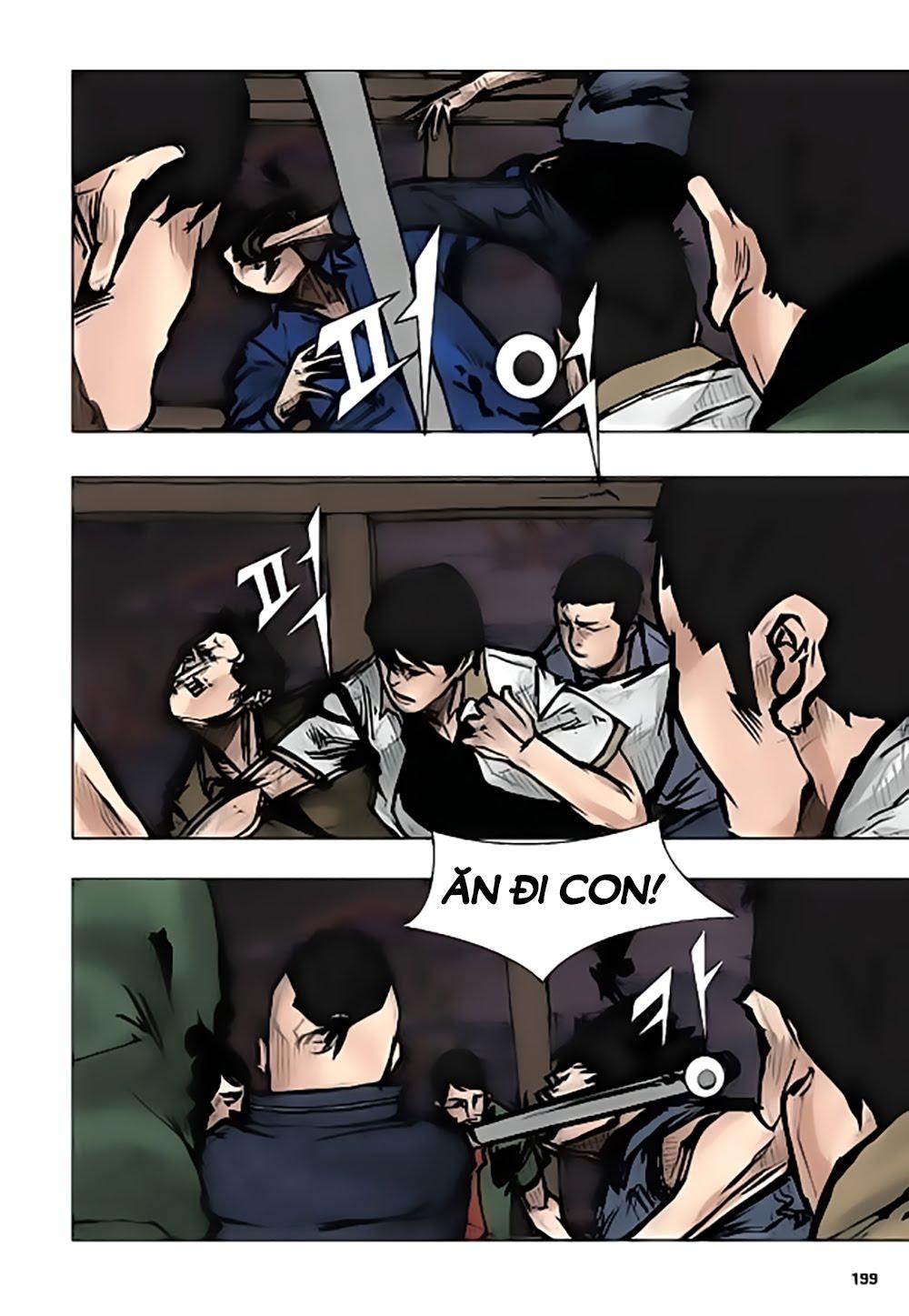 Tong | Tổng chap 30 - Trang 22