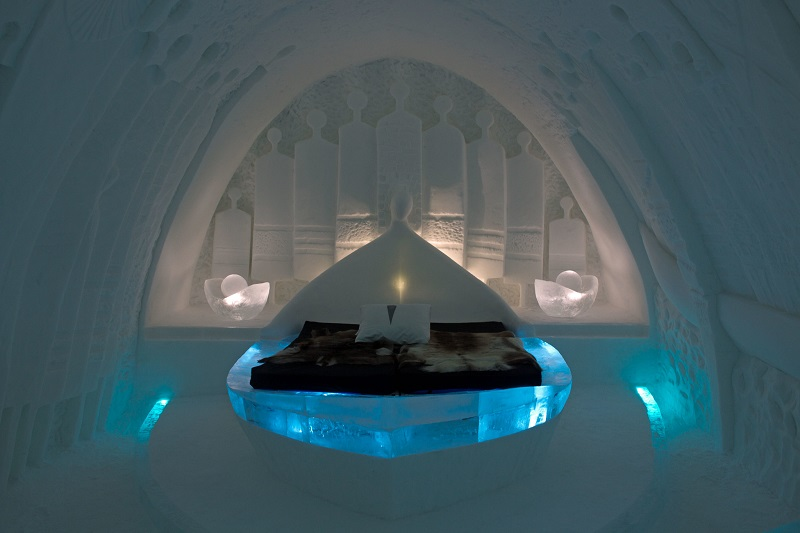 Icehotel, Sweden - The Coolest Hotel In The World