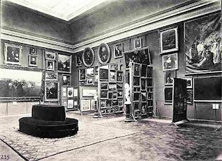 Galeria obrazów - Muzeum Lubomirskich - Ossolineum we Lwowie