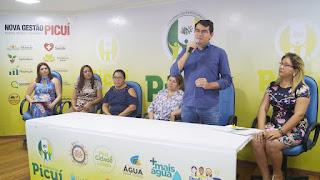 Prefeitura de Picuí abre percurso formativo da assistência social em 2018