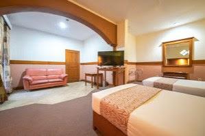 Kamar Hotel Taman Mangkubumi Indah Tasikmalaya