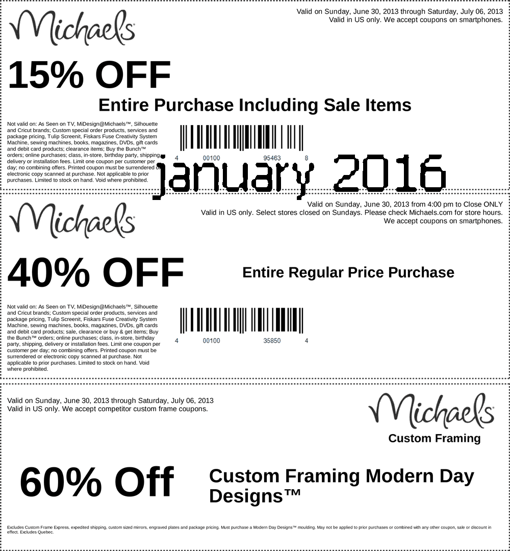 photo regarding Michaels Coupon Printable titled On the net discount coupons michaels / Macbook air discount codes