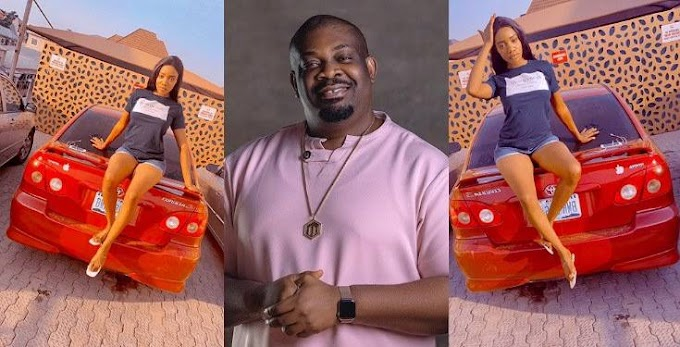 Lady Shocks Don Jazzy On Twitter With N5million Gift