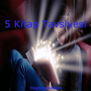 5 Kitap Tavsiyesi