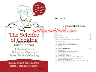 Download ebook food science, cooking science cookbook