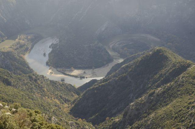 Νέστος: Τα Στενά, το Δέλτα και το Μεγάλο Δάσος