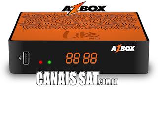 Azbox Like Atualização V1.15 - 07/10/2020