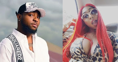 Nigerian music star, Davido who recently stretched his helping hands to 'out of favour' female singer, Cynthia Morgan, has reacted to a fan who bluntly said he should have reached out to her privately instead of publicizing it.  Davido took to his Twitter page to disclose his intention of bringing back to life the talents of the female singer. While some fans find the gesture as legendary, some took it personal to blast Davido for taking it out to the public.
