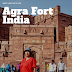Agra Fort Pesona Benteng Merah India