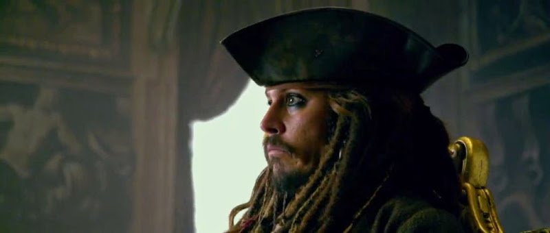 Screen Shot Of Hollywood Movie Pirates of the Caribbean On Stranger Tides (2011) In Hindi English Full Movie Free Download And Watch Online at worldfree4u.com