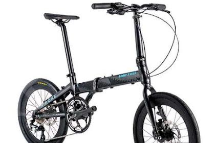 Review Spesifikasi Lengkap Sepeda Lipat United Mirone Pro Tahun 2021
